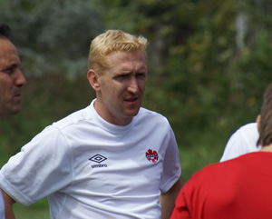 Rob Gale - Author of the Complete Guide to Coaching Advanced Players