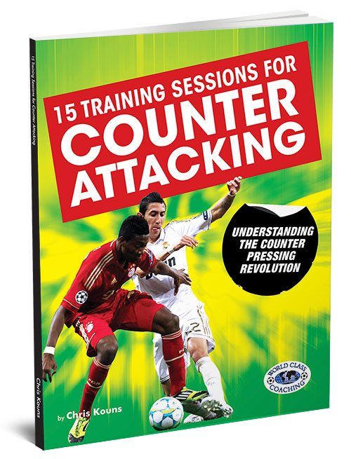 15 Training Sessions for Counter Attacking500